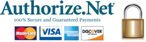 Authorize.Net security logo